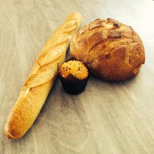Leckeres Französisches Brot