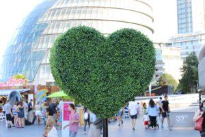 Ein Herz für London