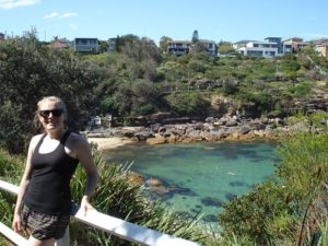 From Coogee to Bondi beach