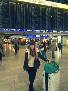 Frankfurt Airport: Los geht´s!
